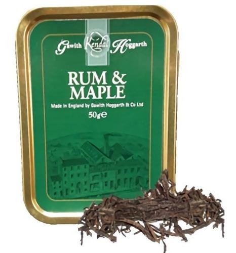 tabaco pipa rum maple hoggarth gawith lata tabacos fumar