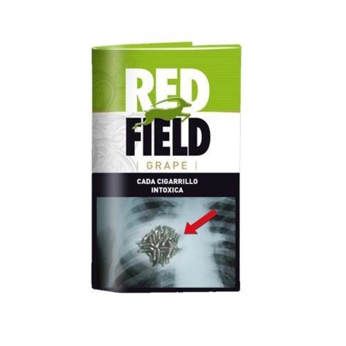tabaco red field redfield para armar grape uva uvas virginia
