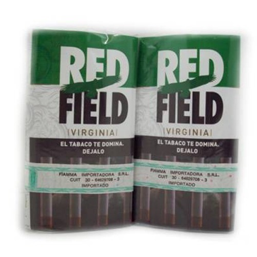 tabaco red field redfield para armar virginia tabacos ryo