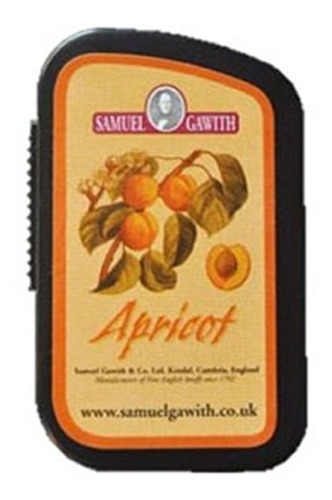 tabaco snuff rape damasco frutal fruta samuel gawith apricot