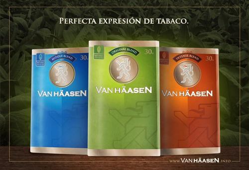tabaco van haäsen - pack 20 unidades - variedad a elección