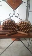 tabacos artesanal elaborados con material de primera