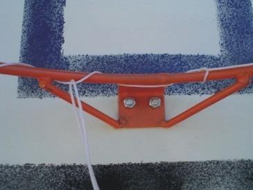 tabela aro basquete