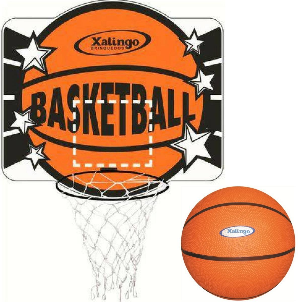 fccc09559cf9d tabela basquete + bola oficial basketball xalingo. Carregando zoom.