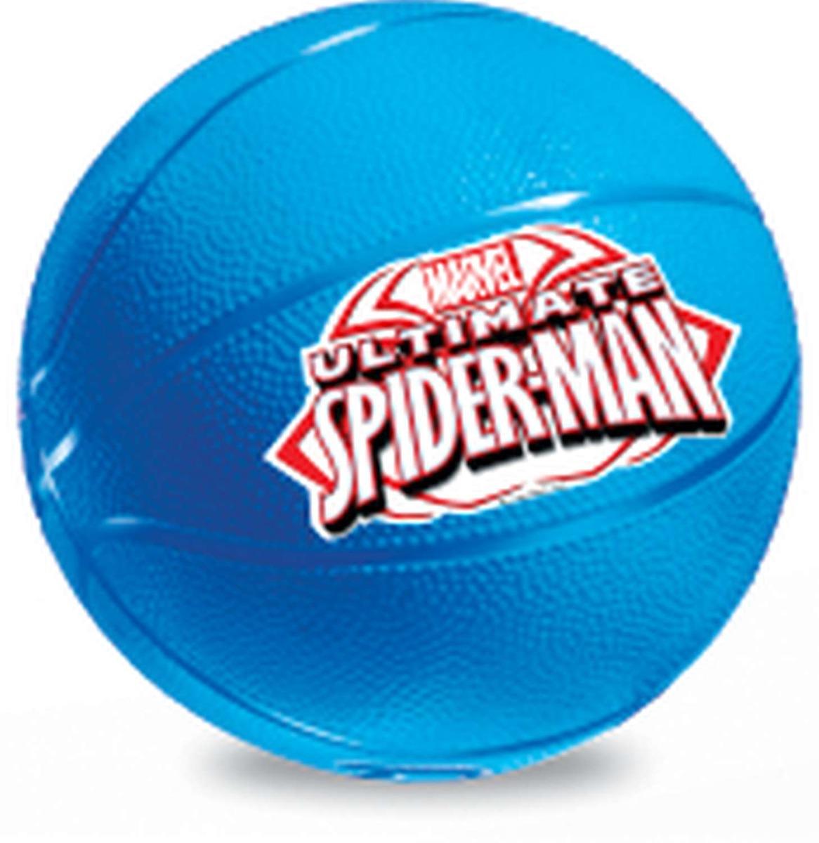 Tabela De Basquete Spider-man Tabela+bola - R  119 8d3e5034e96f2
