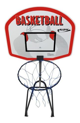 tabela para basquete com estrutura de altura
