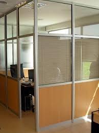 Tabiques divisorios oficina aluminio madera 18mm 500 for Tabiques divisorios para oficinas