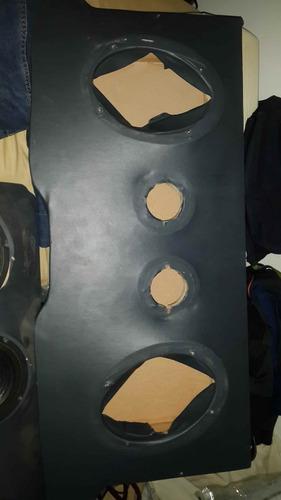 tabla 2 triaxiales 6x9(con cajon) + 2 twister para corsa,