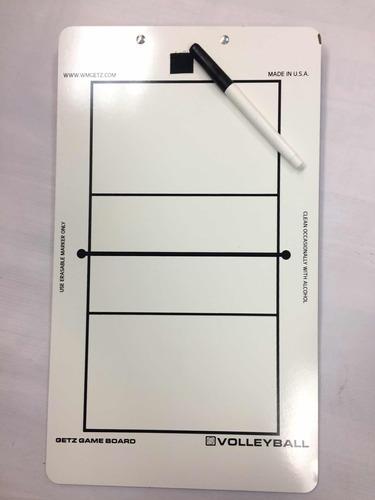 tabla anotación para volibol .