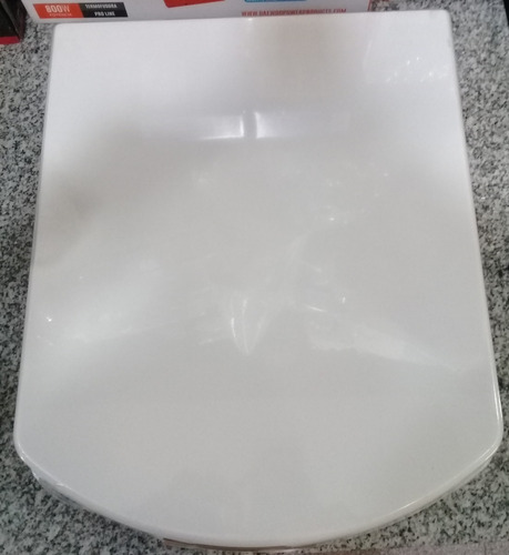 tabla asiento inodoro hall derpla pringles  mdf laqueada