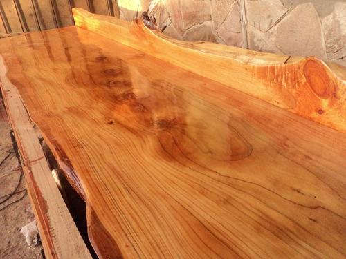 tabla barra desayunador mesada rustica