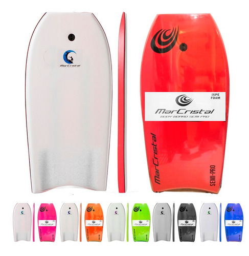 tabla bodyboard pro barrenar compacta con pita 37  c/channel