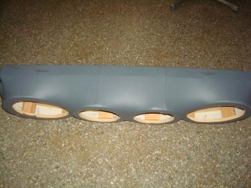 tabla cajon / para cornetas triaxiale/ bajo / audio carro
