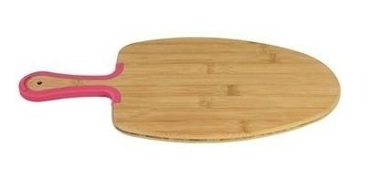 tabla de bambu con silicona