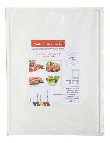 tabla de corte 35x50cm plastico teflonado