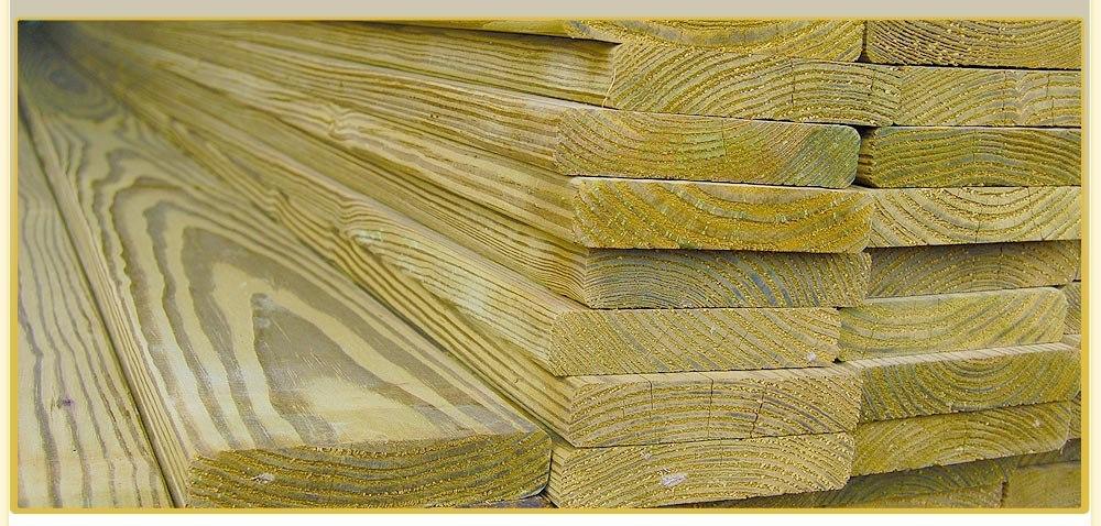 Tabla de deck cca 6x1x 3 30 mts de madera tratada curada 255 00 en mercado libre - Madera de pino tratada ...