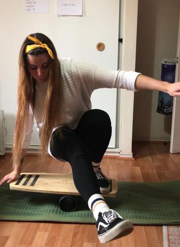 tabla de equilibrio, balance board marca igl