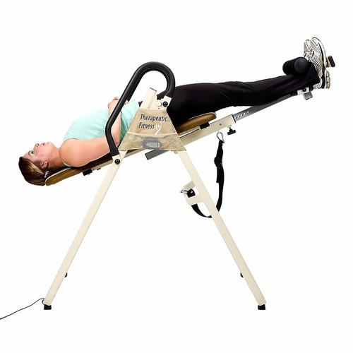 tabla de inversión de gravedad ironman therapy rx infrarojos