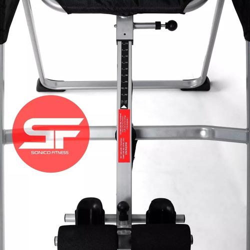 tabla de inversión deluxe t2019 adiós dolor de espalda gym