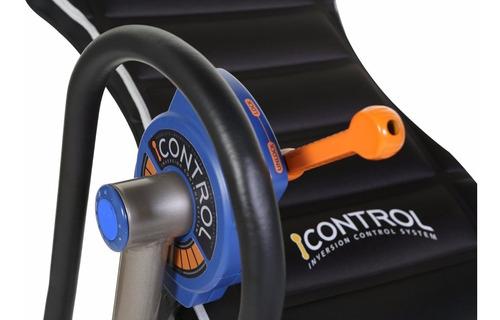 tabla de inversión ironman icontrol 600 con air tech