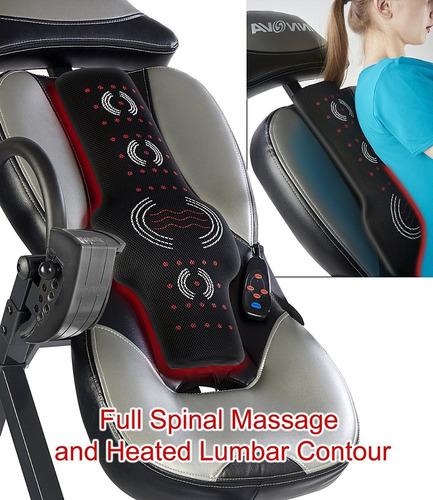 tabla de inversion terapia de calor y masaje innova itm5900
