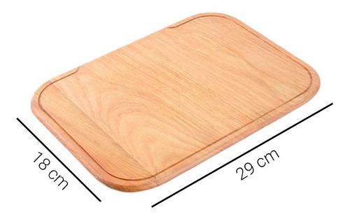 tabla de madera mi pileta para pileta 8021