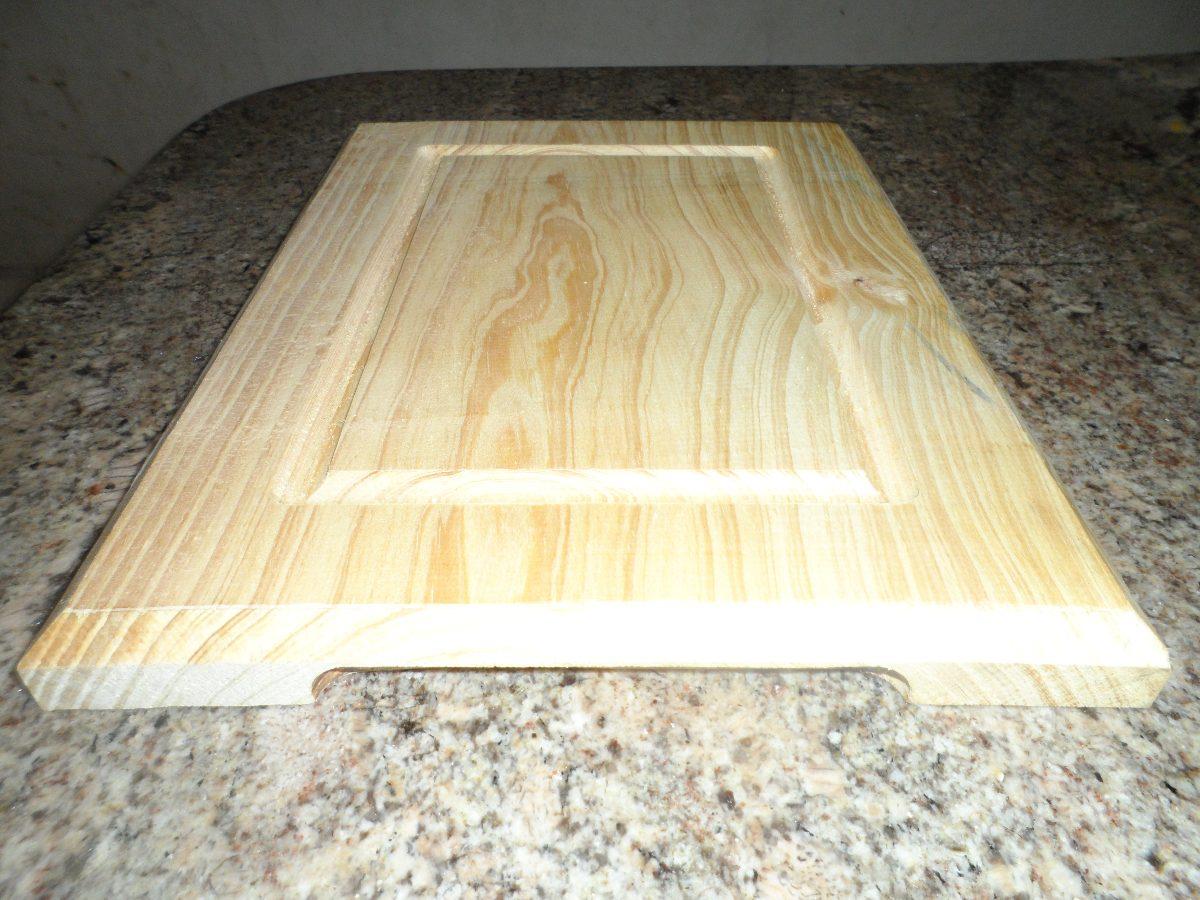 Tabla de madera para cortes de carne bs en mercado libre for Tablas de madera