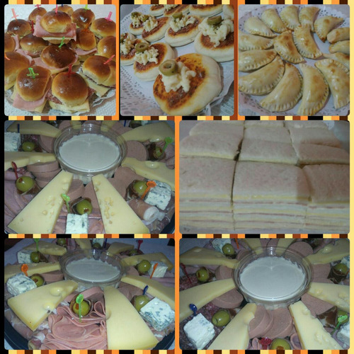 tabla de picadas premiun comen 8- 10 pican 14-16..+ lunch