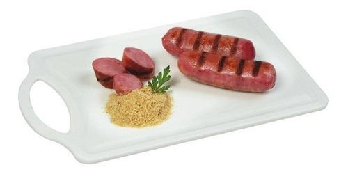 tabla de picar corte cocina plastico pequeña san remo