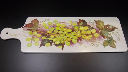 tabla de picar en melamina italiana preciosos diseños