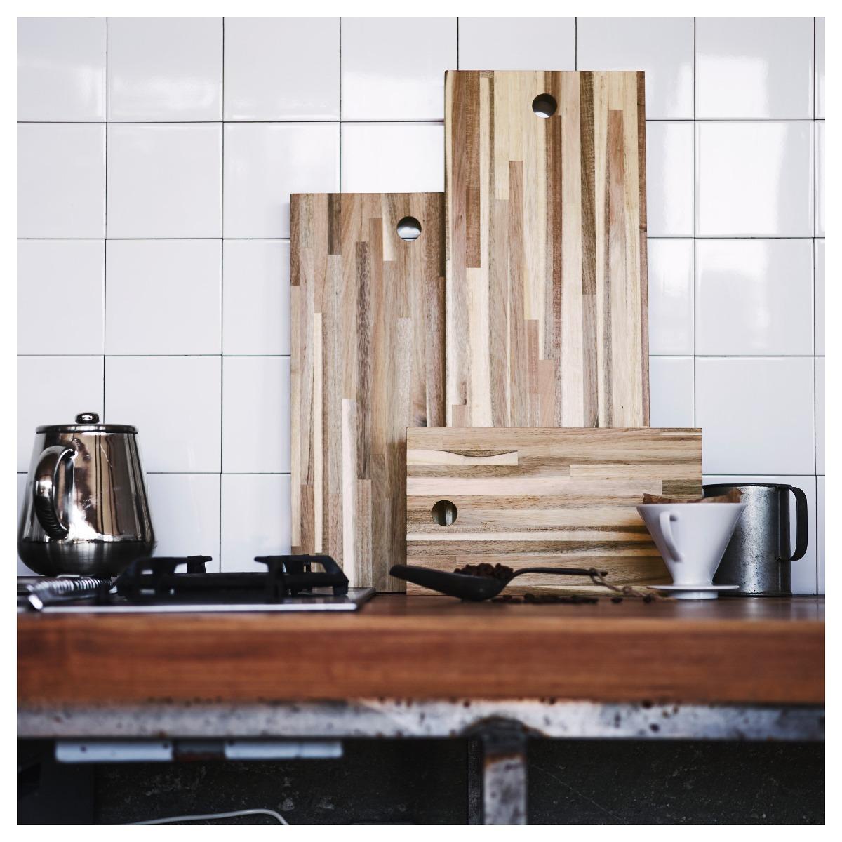 Único Cocina Isla Bloque De Picar Foto - Ideas Del Gabinete de ...