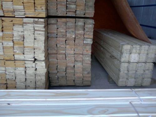 tabla de piso , deck pino .