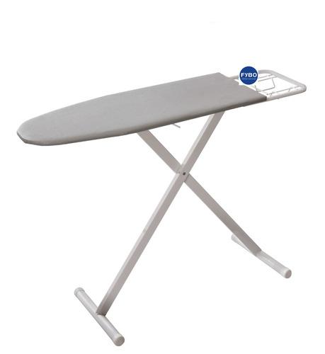tabla de planchar plegable reforzada fuerte funda metalizada