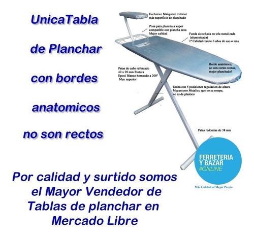 tabla de planchar plegable reforzada oferta gratis belgrano