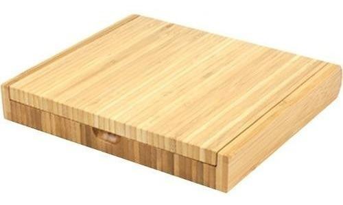 tabla de quesos con herramientas