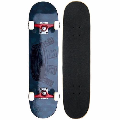 tabla de skate krown sombra azul