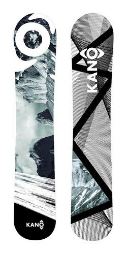 tabla de snowboard kano k7 - 153 cm