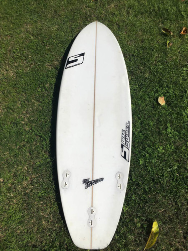 tabla de surf 5'8 luke studer