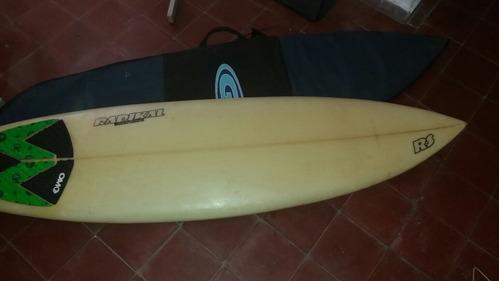 tabla de surf 6.2 impecable