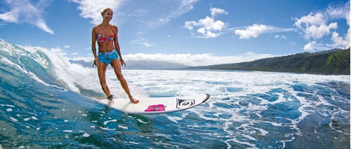 tabla de surf bic acs 7´9´´ natural nuevas quillas original