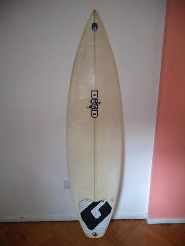 tabla de surf dhd, usada