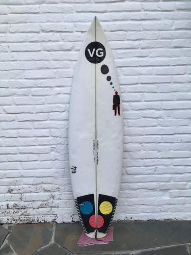 tabla de surf proctor 6'0 hecha en california