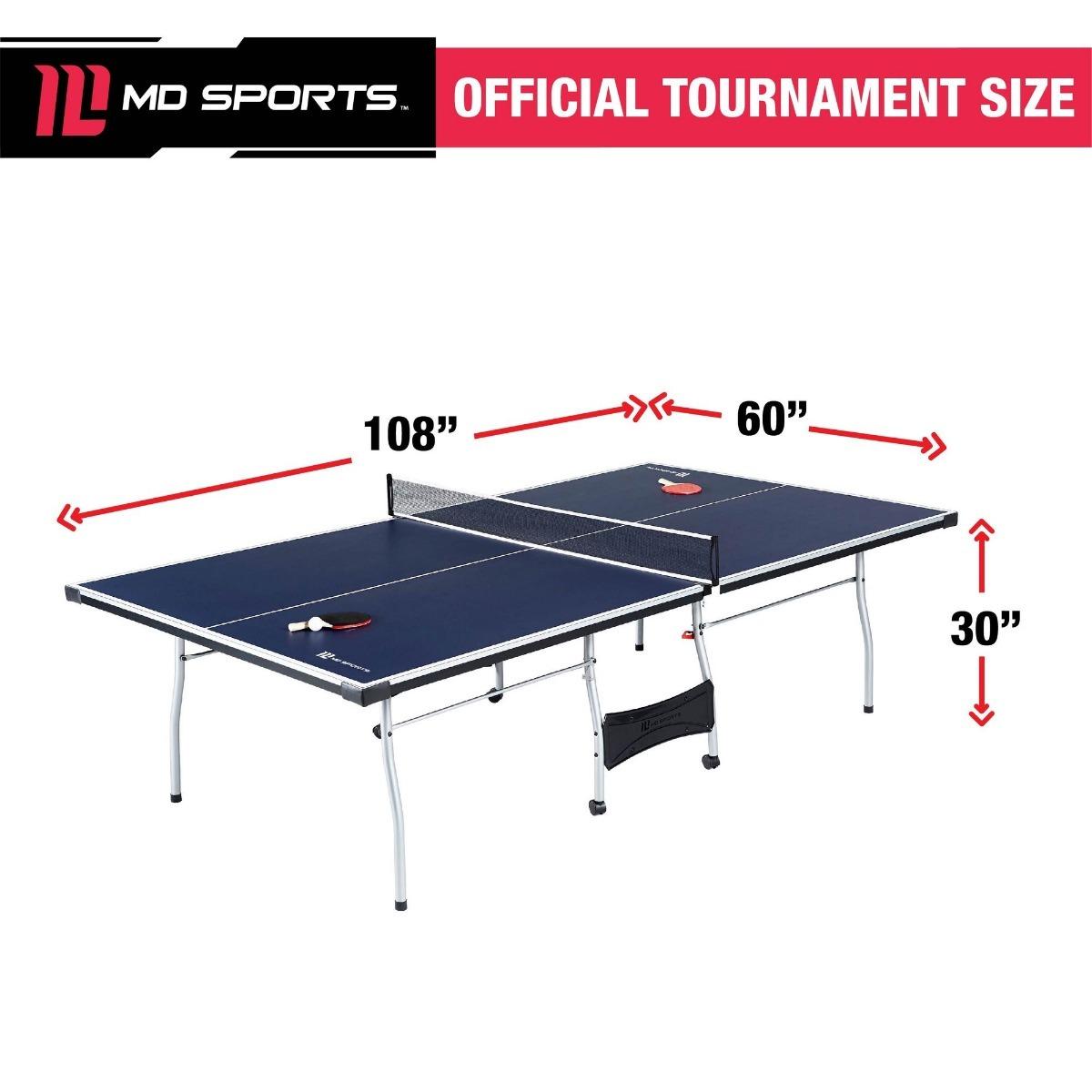 476d61d24 tabla de tenis de mesa de tamaño oficial md sports. Cargando zoom.