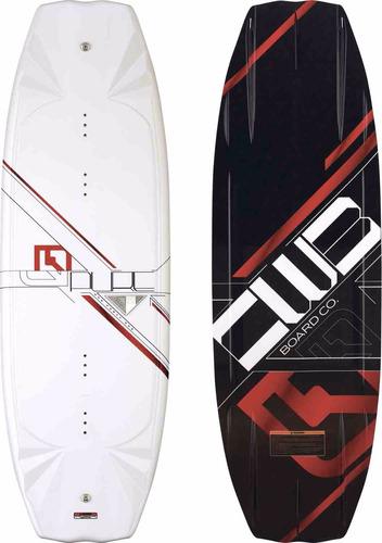 tabla de wakeboard lancha connelly pure 134 & 141 intermedia