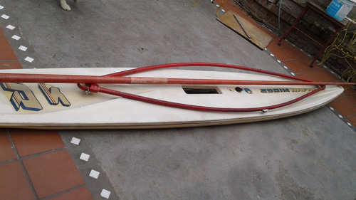 tabla de wind surf sodim rafal completa con vela