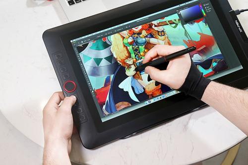 tabla digitalizadora artist15.6 pro xp-pen pantalla gráfica
