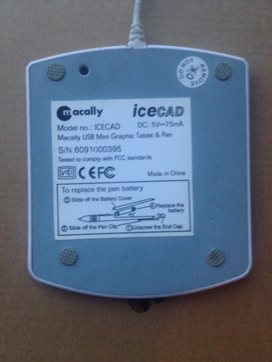 MACALLY ICECAD 64BIT DRIVER