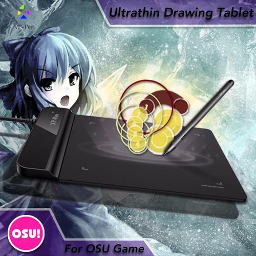 tabla digitalizadora xp-pen g430, altern. wacom huion genius