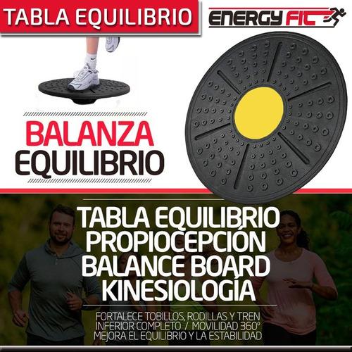 tabla equilibrio pilates propiocepcion anti deslizamiento !