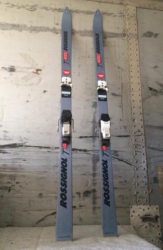 tabla esqui para nieve ski rossignol t4000 sport